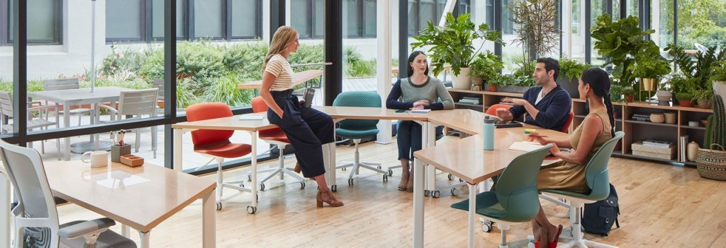 Haworth Improve Employee Performance