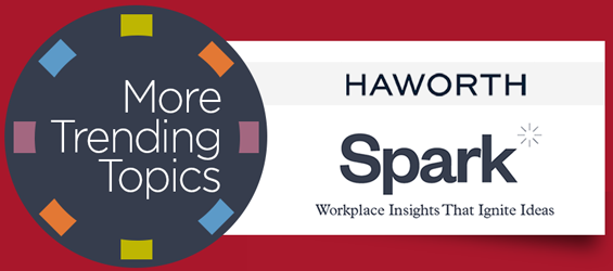 Blog Haworth Spark Wittigs Office Interiors Trending Topics