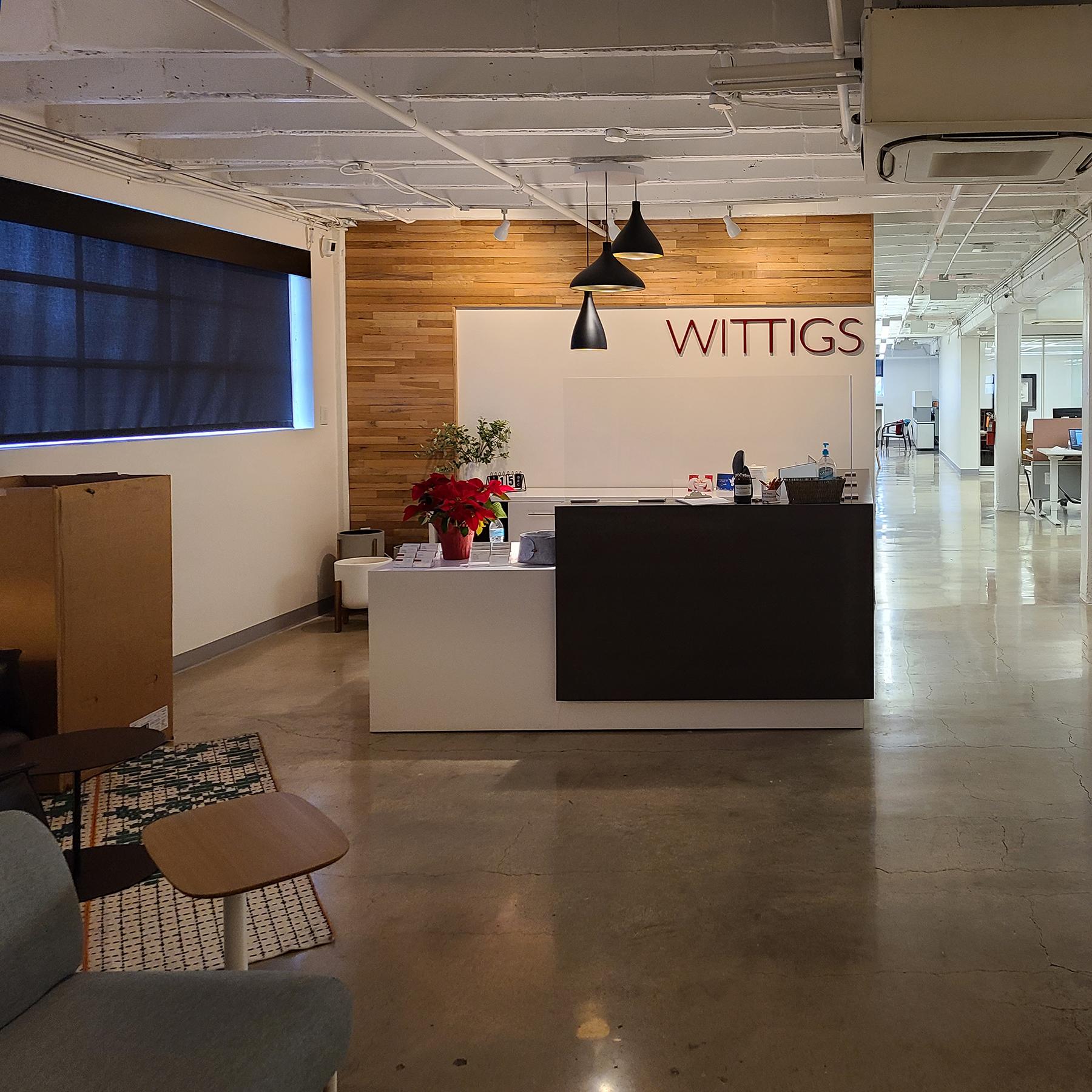 Wittigs Office Interiors 70th Anniversary
