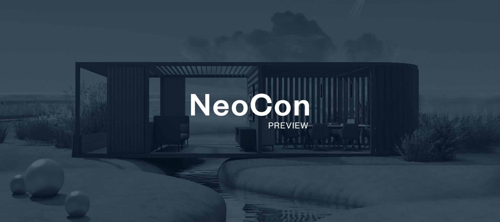 Haworth Virtual Neocon 2021 Wittigs office furniture interior design